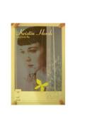 Kristin Hersh Poster Sunny Border Blue Throwing Muses