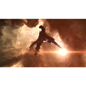 Eve Online Poster by Silk Printing # Size about (62cm x 35cm, 25inch x 14inch) # Unique Gift # FA566D