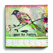 Kelly Rae Roberts Trust The Journey Wall Art