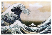 Studio B Great Wave Poster Poster