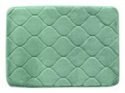 super absorbent memory foam bath mat ornament 17x24 / 21x34 / 24x40/ 21x60