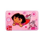 Dora the Explorer Bath MAT Bathroom Shower Rug Kid's Home Decor