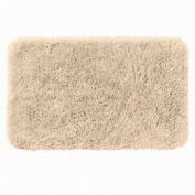 Apt 9 Fine Linen Shag Throw Rug 17x24 Comforel Beige Bath Mat Skid Resistant