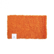Creative Bath All That Jazz Bath Rug, Orange