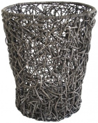 Splash Home Tree Waste Basket, 23cm by 28cm ,