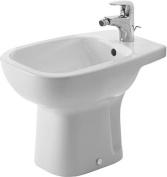 Duravit 22381000002 D-Code White Floor Standing 60cm Bidet
