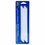Duck Brand 663138 Adhesive Tub Tread Strips, .190cm x 22cm Each, 18 Pack