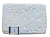 super absorbent memory foam bath mat violet 43cm x 60cm