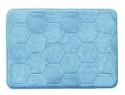 super absorbent memory foam bath mat honey 17x 24/ 24x 40/ 50cm x 150cm