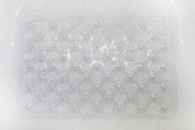 Huji Home™ Skid-resistant Bubble Suction Cup Bath Mat