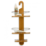 Simple Umbra Bamboo Shower Caddy