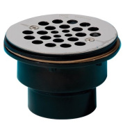 Canplas 331982SS Shower Drain with Strainer