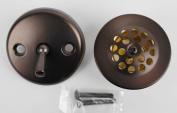 Bathtub Drain Conversion Kit, Oil Rubbed Bronze