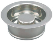 Keeney K5417 Garbage Disposal Flange and Stopper, Chrome
