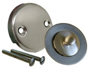 Plumbest B51-004 Lift and Turn Bath Waste Conversion Kit, Satin Nickel