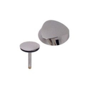 Geberit 151.551.21.1 Tub and Shower Bath Waste Overflow Trim Kit 5.1cm Chrome