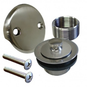 Plumbest B51-55NP Lift and Turn Bath Waste Conversion Kit, Pearl Nickel