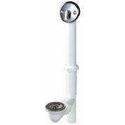 Do it Plastic Trip Lever Bath Drain, PVC TUB DRAIN