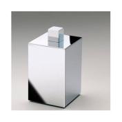 Box Metal Cotton Swab Jar Finish
