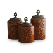 American Atelier Canisters, Set of 3
