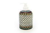 Polish Pottery Tranquilly Soap Dispenser