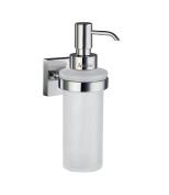 Smedbo RK369 House Soap Dispenser Wlmnt Polished Chrome