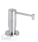 Waterstone 4065-CH Contemporary Soap Dispenser Deck Mount, Chrome