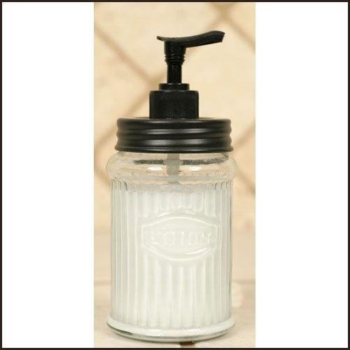 Thresholdtm Antique Glass Soap Dispenser Shop Online For