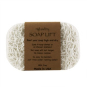 White Soap Lift soap dish by Soap Lift