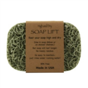 Sage Soap Lift soap dish by Soap Lift