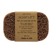 Tan Soap Lift soap dish by Soap Lift