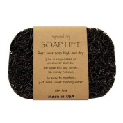 Black Soap Lift soap dish by Soap Lift