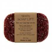 Raspberry Soap Lift soap dish by Soap Lift
