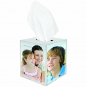 Create Your Own Photo Tissue Box Cover