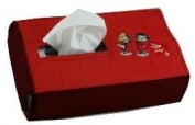I Love Lucy Auto Tissue Box Holder