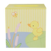 Tiddliwinks Duckie Tissue Box Cover