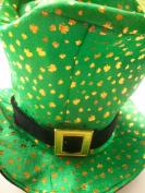 Irish Topper Hat W/Buckle