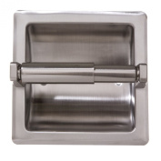 Arista Bath Products Recessed Toilet Paper Holder