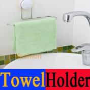 *010 New Garbath Bathroom Suction Cup Towel Holder , 260010