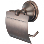 Olympia Faucets H-1140-ORB Toilet Tissue Holder, Oil Rubbed Bronze Finish