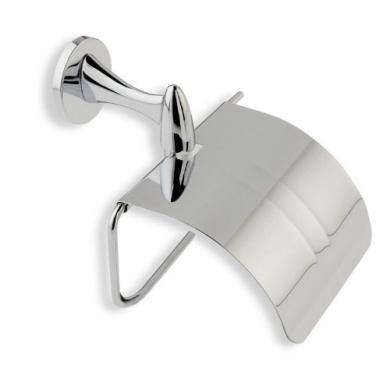 Nameeks H11C-08 Mounted Roll Toilet Tissue Holder, Chrome