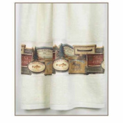 Blonder Home Accents Expressions Rather Be Fishing Towel