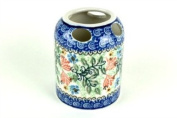 Polish Pottery Irena Toothbrush Holder
