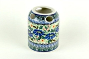 Polish Pottery Lidia Toothbrush Holder