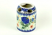 Polish Pottery Sofia Toothbrush Holder