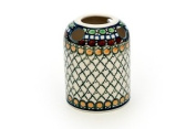 Polish Pottery Tranquilly Toothbrush Holder