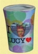 Precious Kids 43104 Lucy-Ceramic Tooth Brush Holder