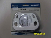 Style Selections Seton Toothbrush and Tumbler Holder #0059866
