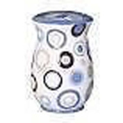 Tiddliwinks Blue Dots Toothbrush Holder