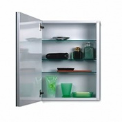 Broan-NuTone 52WH244PF 60cm Metro Classic Flat Trim Medicine Cabinet